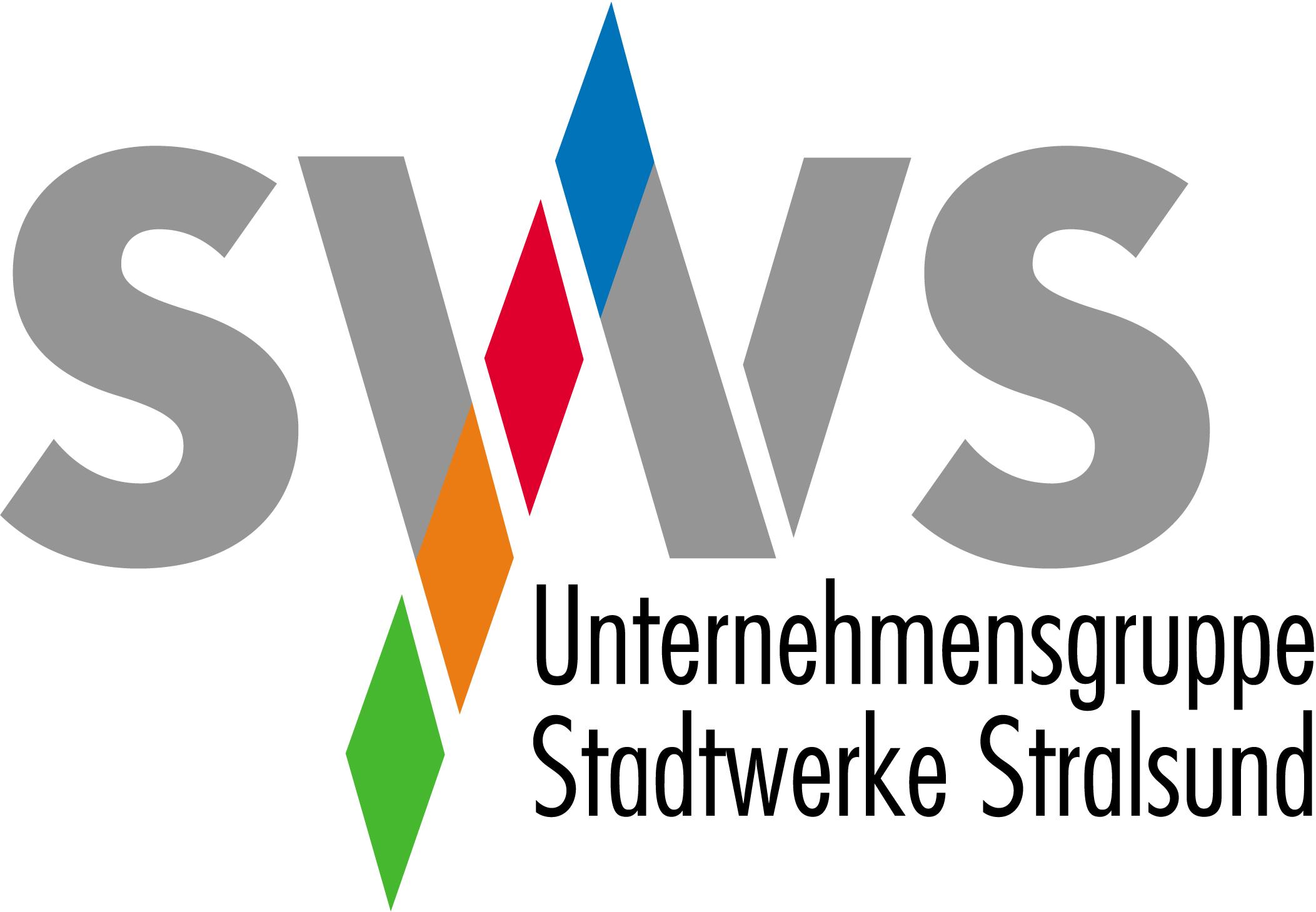 SWS Stadtwerke Stralsund GmbH Logo