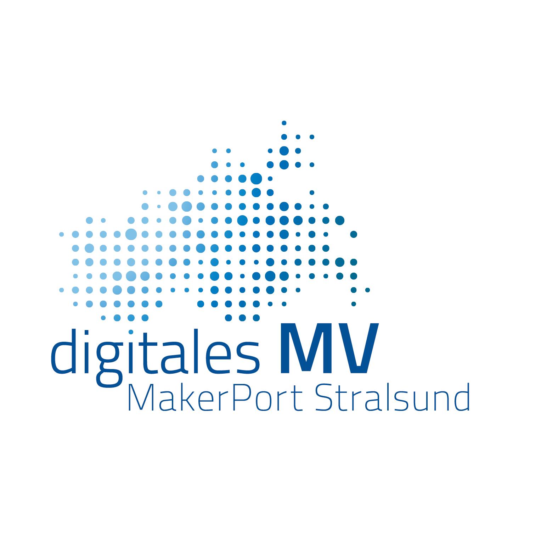 Makerport Stralsund Logo