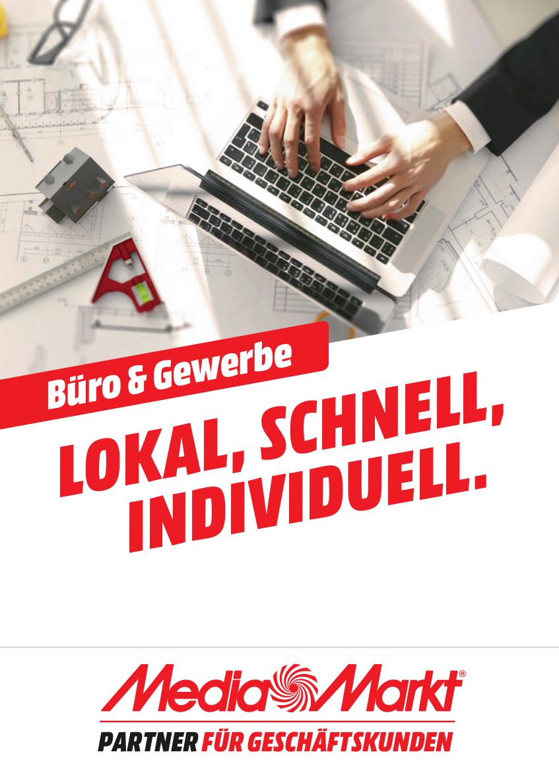 Media Markt B2B Broschüre